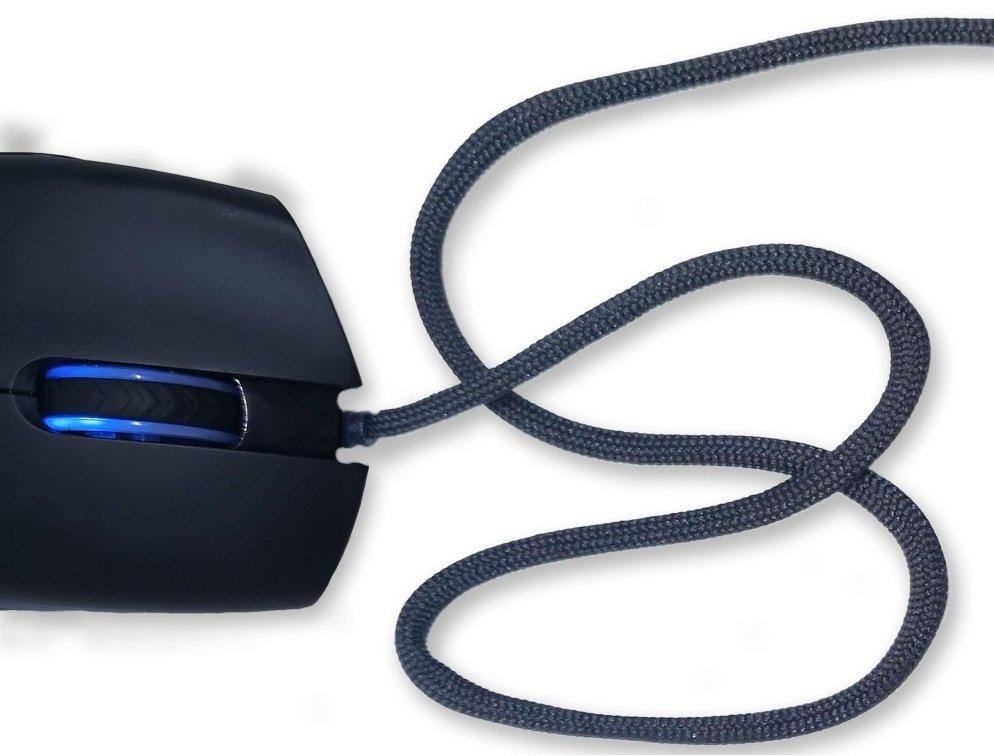 Ігрова миша Dream Machines DM5 Blink USB Black (DM5_BLINK) фото