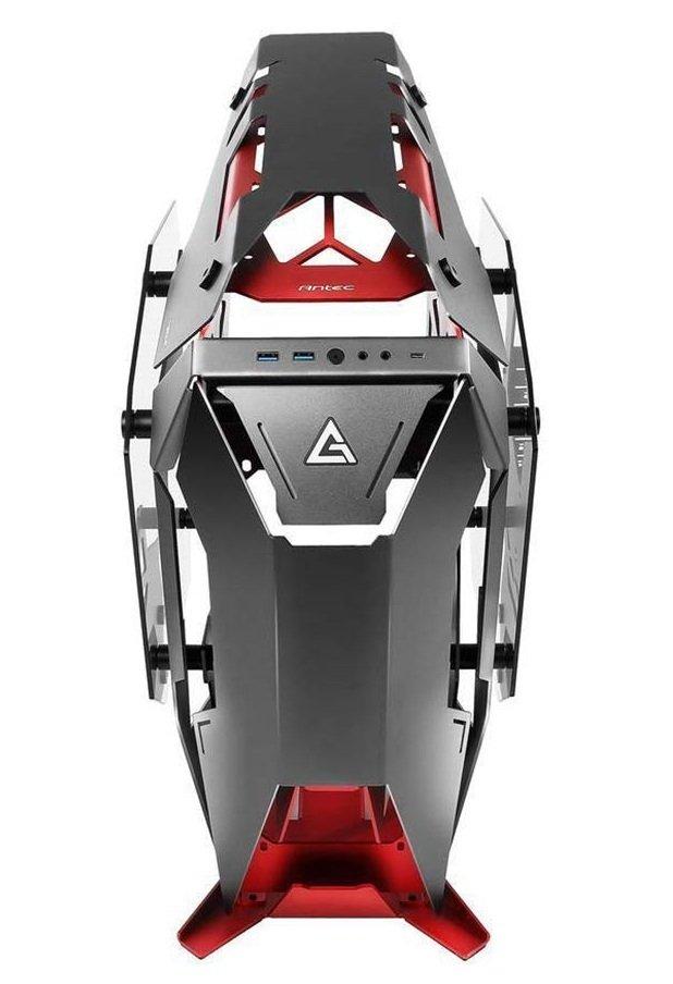 Корпус для ПК Antec TORQUE Aluminium Open-Frame Chassis,без БП,USB3.1 (0-761345-80017-4) фото