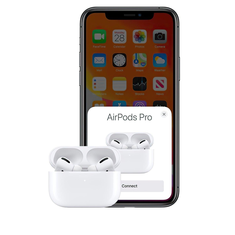 Навушники Apple AirPods PRO (MWP22RU/A) фото5