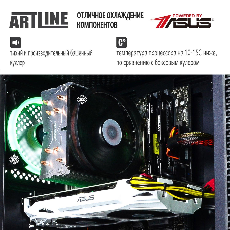 Системний блок ARTLINE Gaming X73 v17 (X73v17) фото3