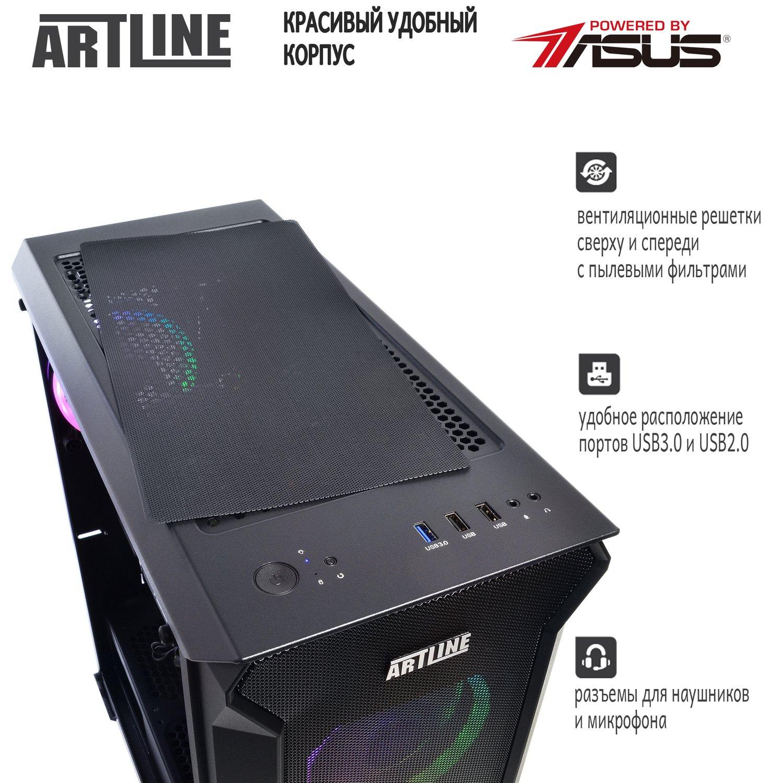Системний блок ARTLINE Gaming X73 v17 (X73v17) фото5