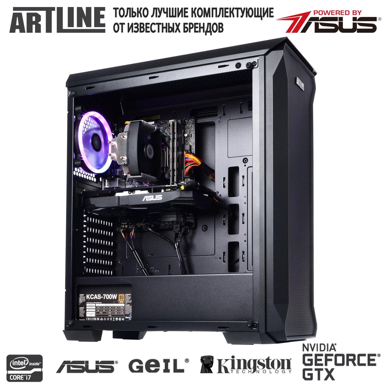 Системний блок ARTLINE Gaming X73 v17 (X73v17) фото7