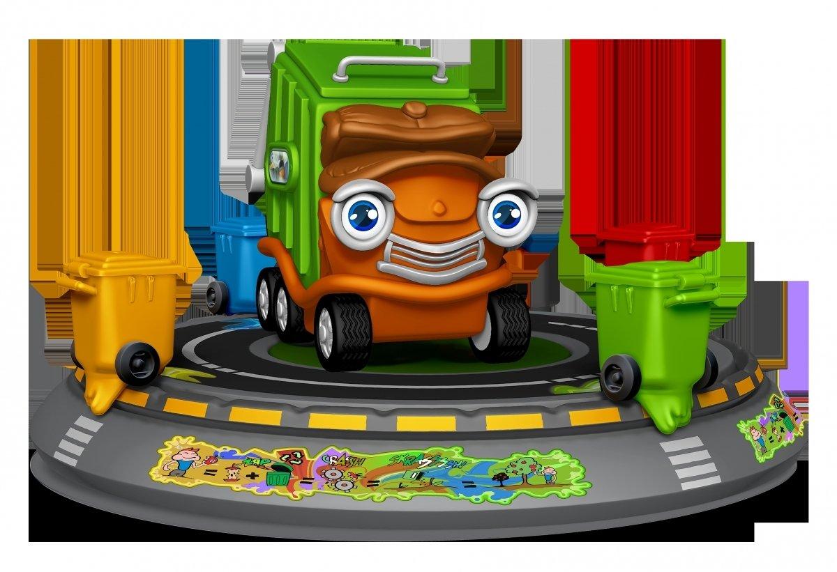 Электронная игра Splash Toys Мусоровоз фото 2