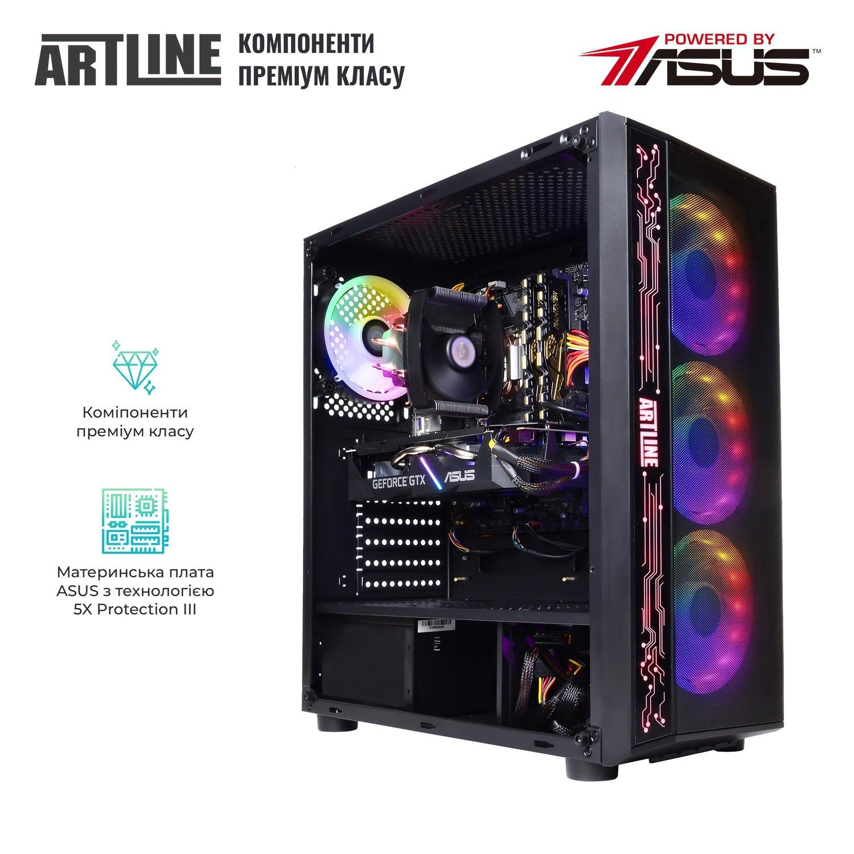 Системний блок ARTLINE Gaming X51 v12 (X51v12) фото3
