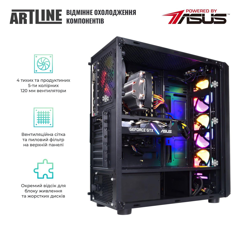 Системний блок ARTLINE Gaming X51 v12 (X51v12) фото6