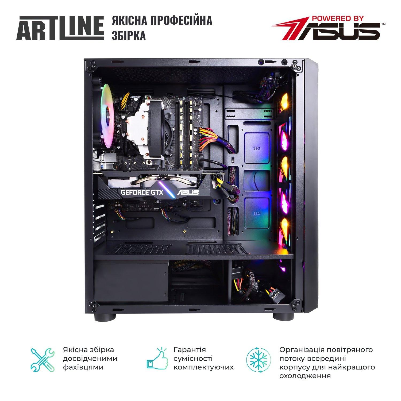 Системний блок ARTLINE Gaming X51 v12 (X51v12) фото7