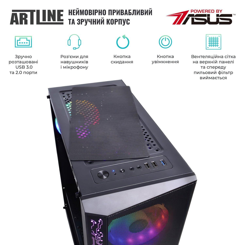 Системний блок ARTLINE Gaming X51 v12 (X51v12) фото9
