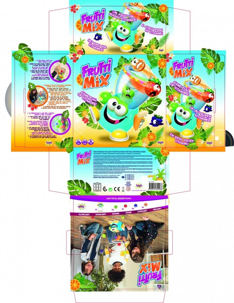 Электронная игра Splash Toys Фрутти Микс фото 2