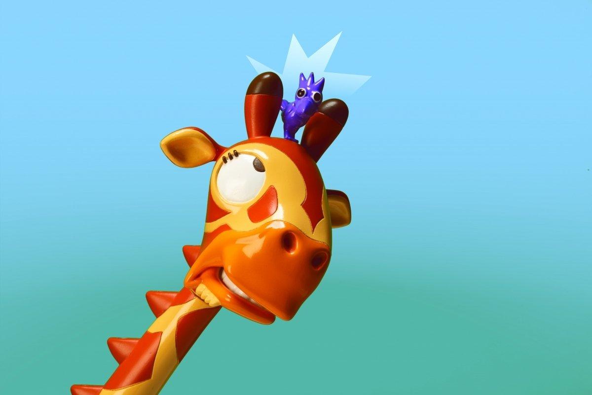 Электронная игра Splash Toys Жираф фото 8
