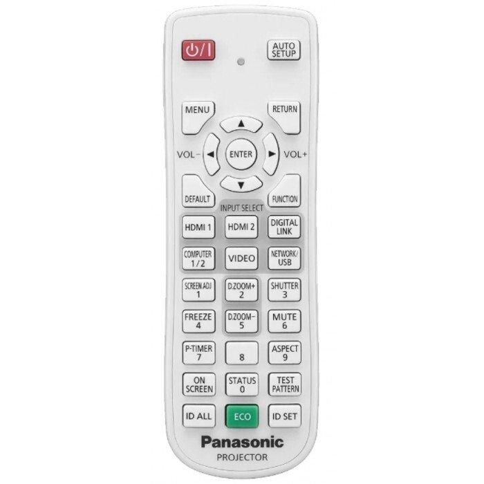 Проектор Panasonic PT-VMZ50 (3LCD, WUXGA, 5000 ANSI lm, LASER) (PT-VMZ50) фото