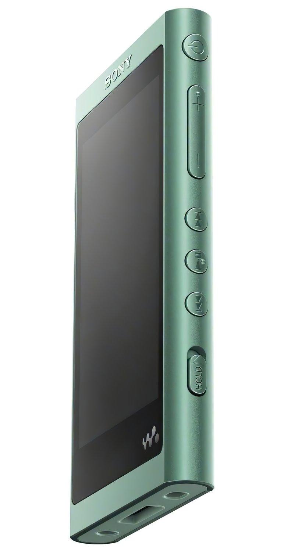 Мультимедіаплеєр SONY Walkman NW-A55 16GB Green (NWA55LG.CEW) фото3