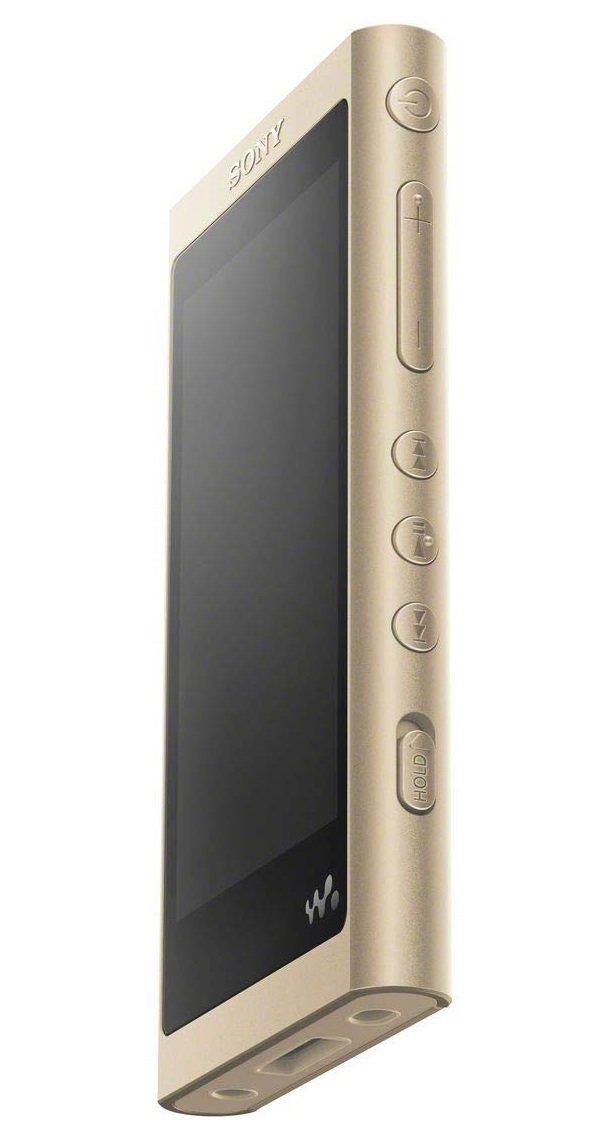Мультимедіаплеєр SONY Walkman NW-A55 16GB Gold (NWA55LN.CEW) фото4