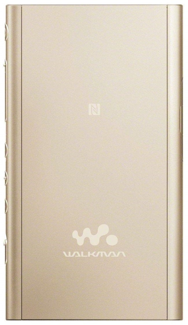 Мультимедіаплеєр SONY Walkman NW-A55 16GB Gold (NWA55LN.CEW) фото3