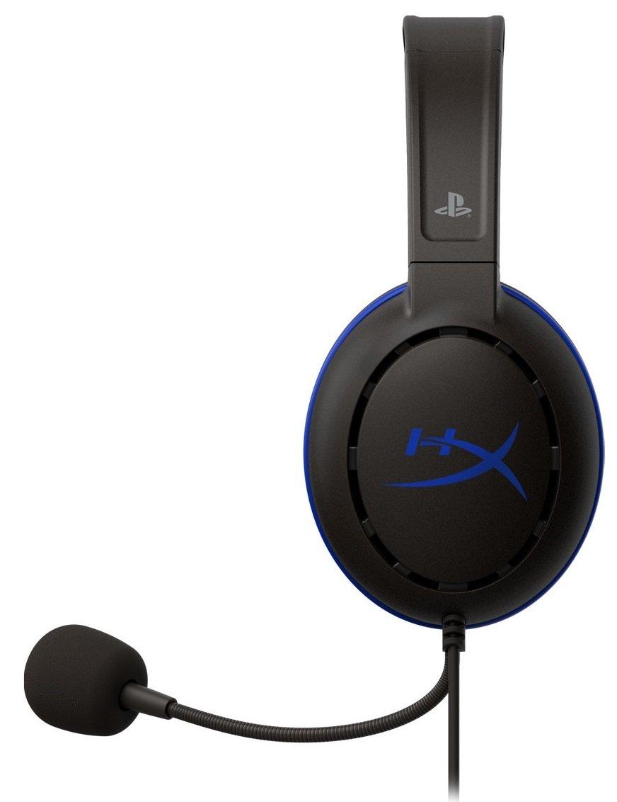 Игровая гарнитура HyperX Cloud Chat для PS4 (HX-HSCCHS-BK/EM) фото 2