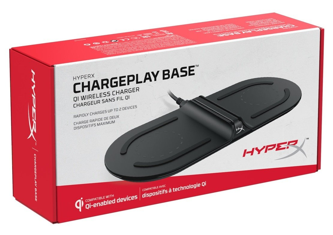 Беспроводное зарядное устройство HyperX ChargePlay Base фото 7