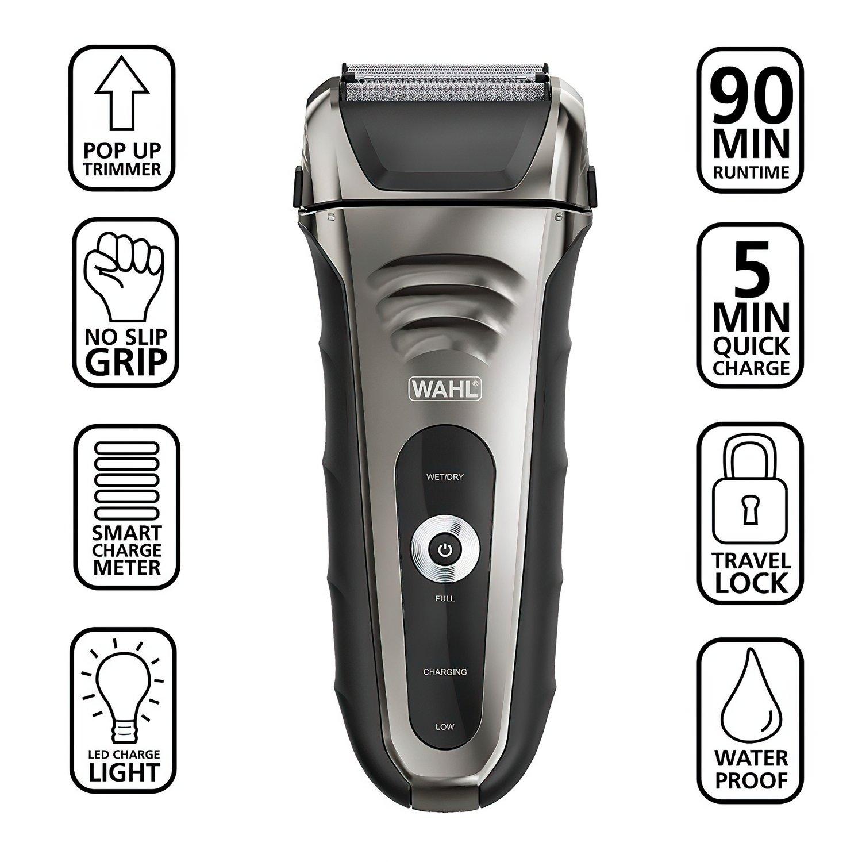 Электробритва MOSER WAHL Aqua Shave 07061-916 фото 3