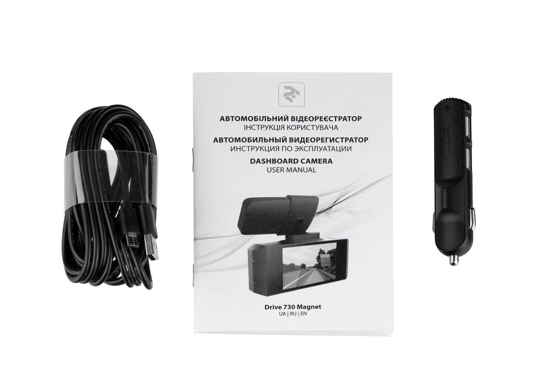 Видеорегистратор 2E Drive 730 Magnet (2E-DRIVE730MAGNET) фото