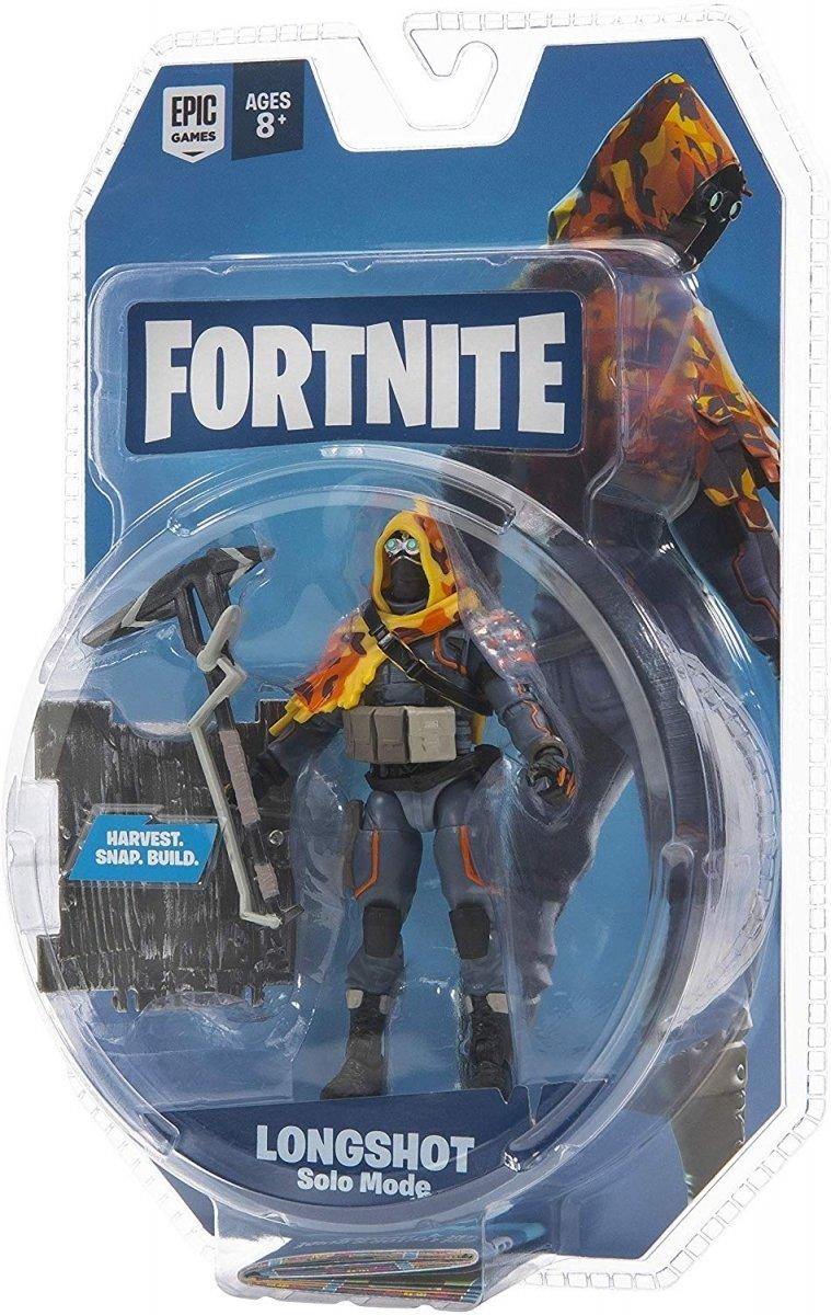 Коллекционная фигурка Fortnite Solo Mode Core Figure Longshot S3 (FNT0097) фото