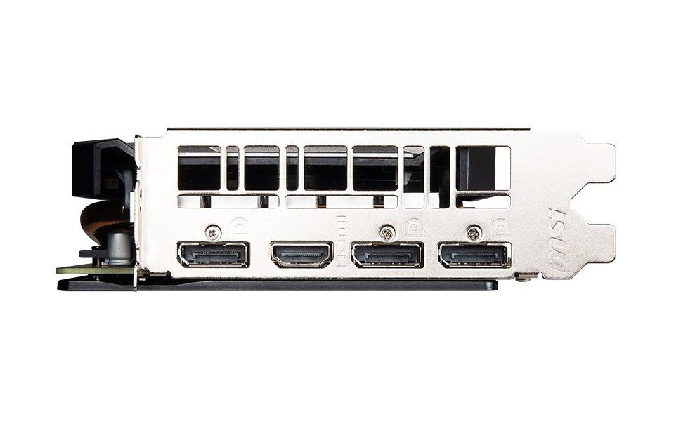 Відеокарта MSI GeForce GTX1660 SUPER 6GB GDDR6 VENTUS XS OC (GTX1660_SUPER_VENT_XS_OC) фото5