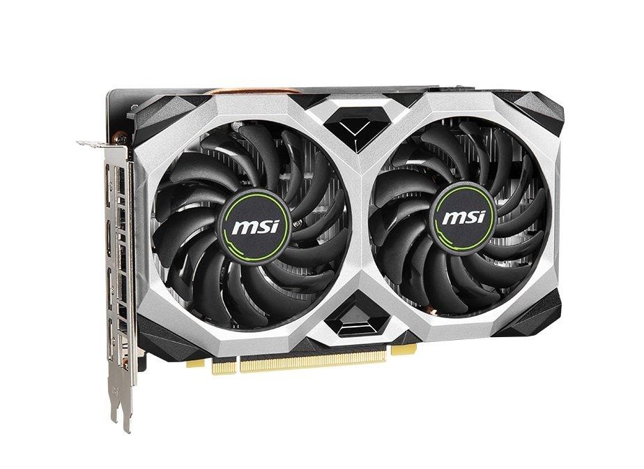 Відеокарта MSI GeForce GTX1660 SUPER 6GB GDDR6 VENTUS XS OC (GTX1660_SUPER_VENT_XS_OC) фото3