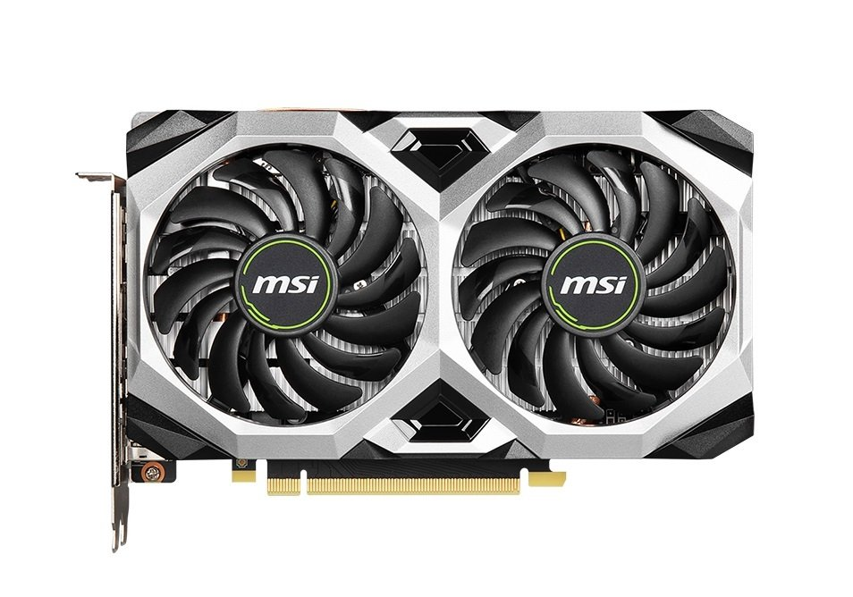 Відеокарта MSI GeForce GTX1660 SUPER 6GB GDDR6 VENTUS XS OC (GTX1660_SUPER_VENT_XS_OC) фото2