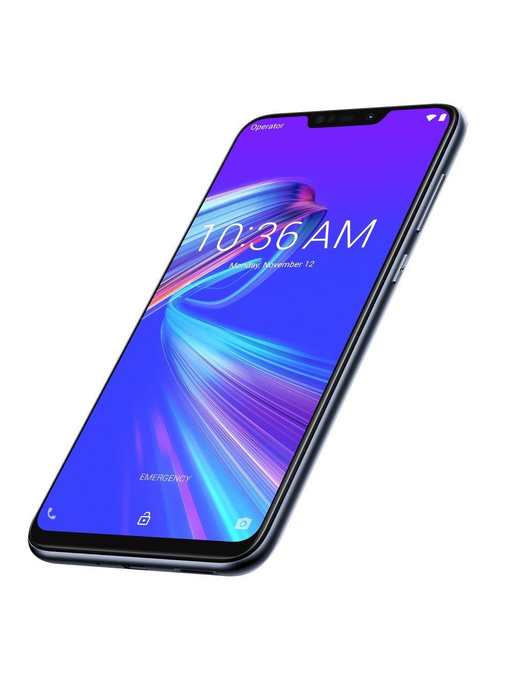 Смартфон Asus ZenFone Max (M2) (ZB633KL-4A070EU) 4/32 GB DUALSIM Black с чехлом фото 5