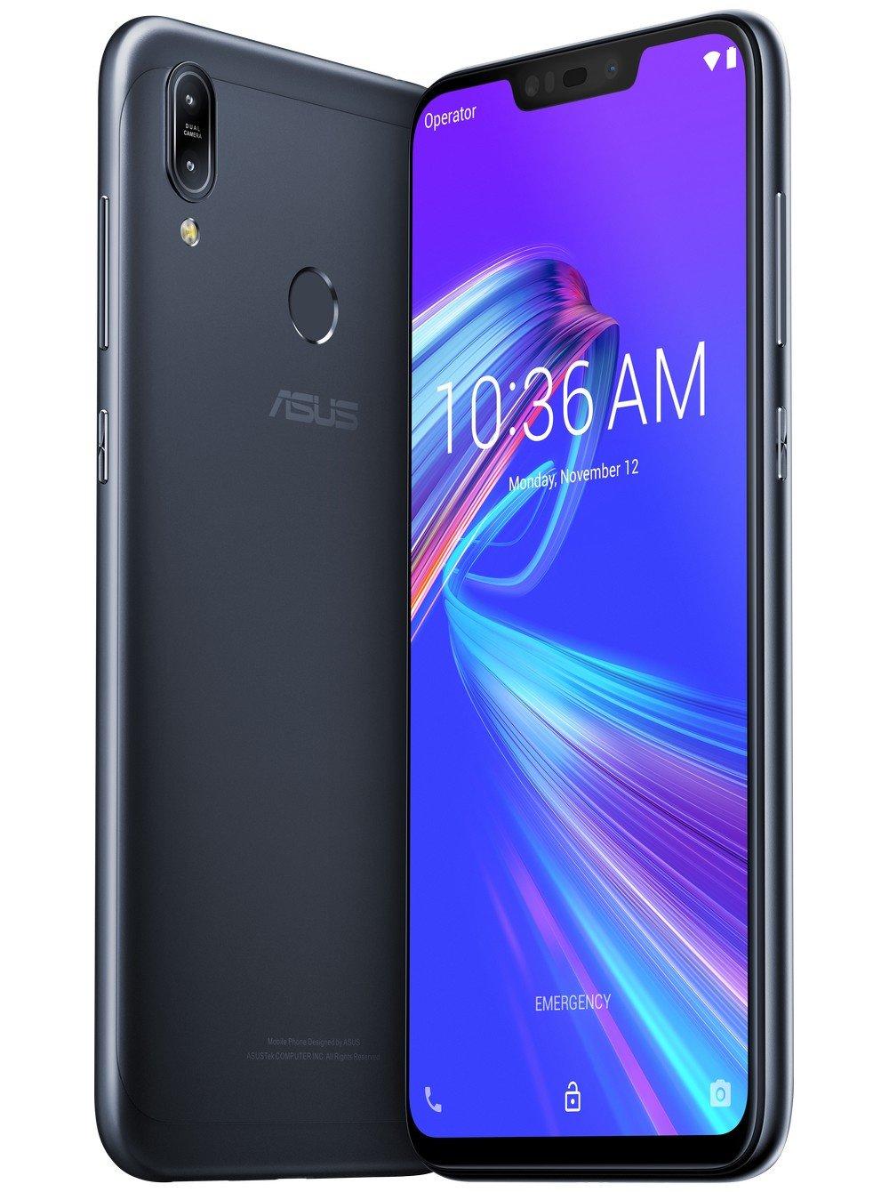 Смартфон Asus ZenFone Max (M2) (ZB633KL-4A070EU) 4/32 GB DUALSIM Black с чехлом фото 8