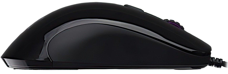 Ігрова миша Dream Machines DM1 FPS USB Onyx Black (DM1FPS_BLACKGLOSSY)фото