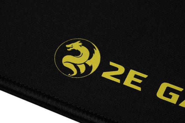 Игровая поверхность 2E Gaming Mouse Pad L Black фото 5