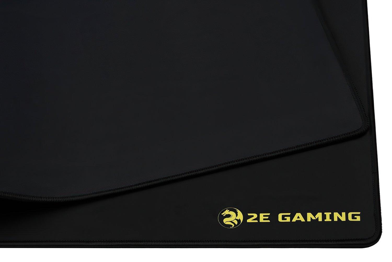 Игровая поверхность 2E Gaming Mouse Pad Control XL Black фото 3