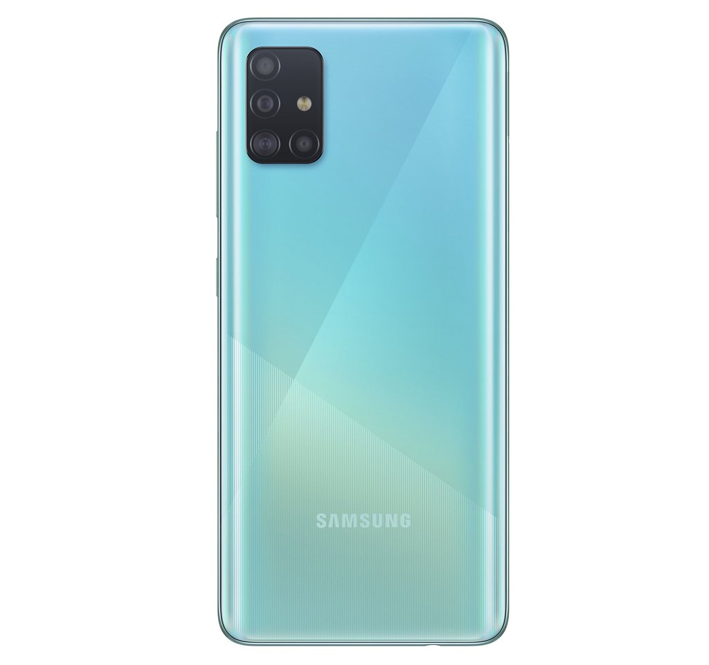 Смартфон Samsung Galaxy A51 (A515F) 6/128GB DS Blue фото 3