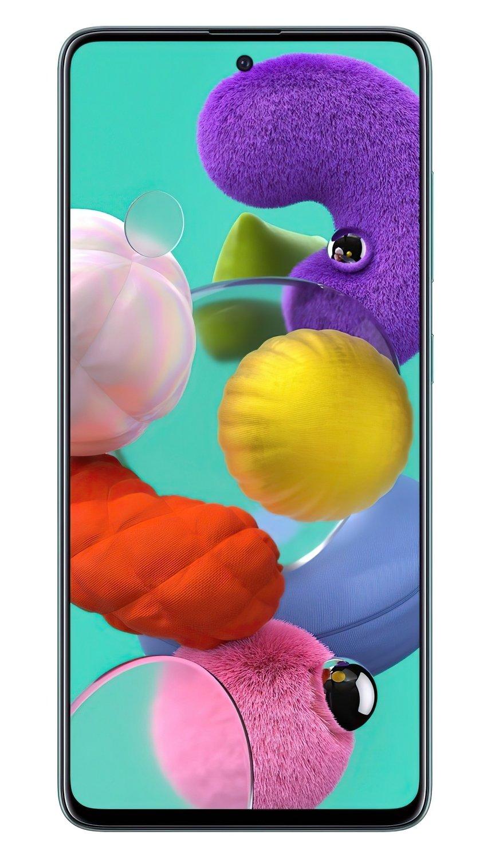 Смартфон Samsung Galaxy A51 (A515F) 4/64GB DS Blue фото 5