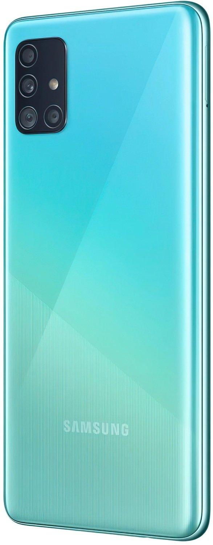 Смартфон Samsung Galaxy A51 (A515F) 4/64GB DS Blue фото 3