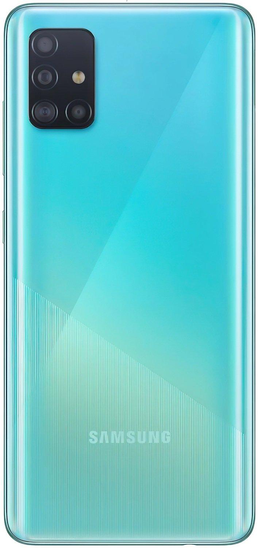 Смартфон Samsung Galaxy A51 (A515F) 4/64GB DS Blue фото 2