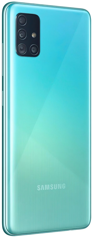 Смартфон Samsung Galaxy A51 (A515F) 4/64GB DS Blue фото 7