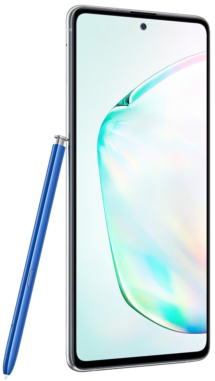 Смартфон Samsung Galaxy Note 10 Lite 6/128Gb Silver фото 4