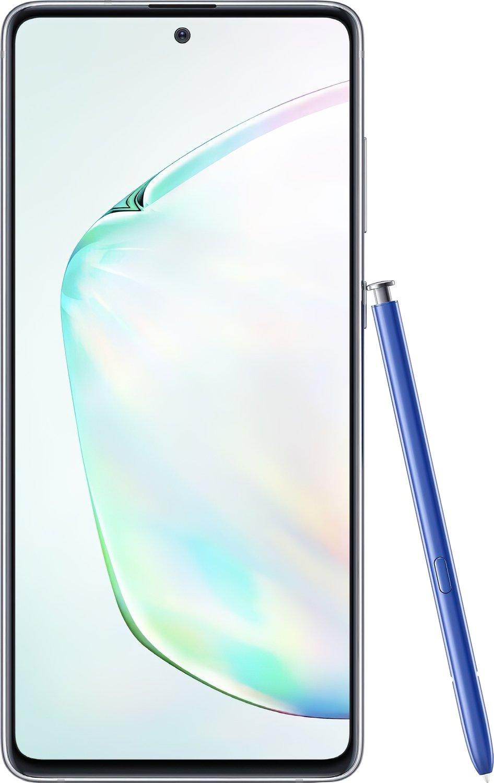 Смартфон Samsung Galaxy Note 10 Lite 6/128Gb Silver фото 2