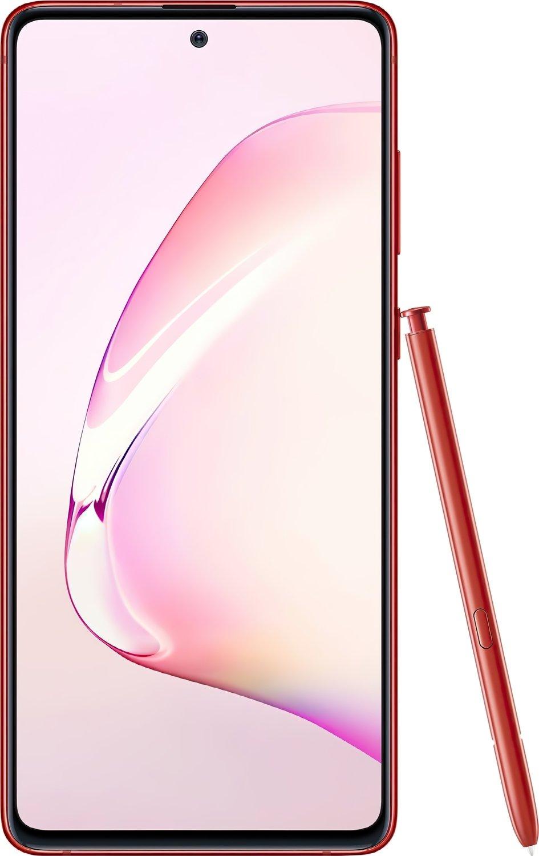 Смартфон Samsung Galaxy Note 10 Lite 6/128Gb Red фото 2