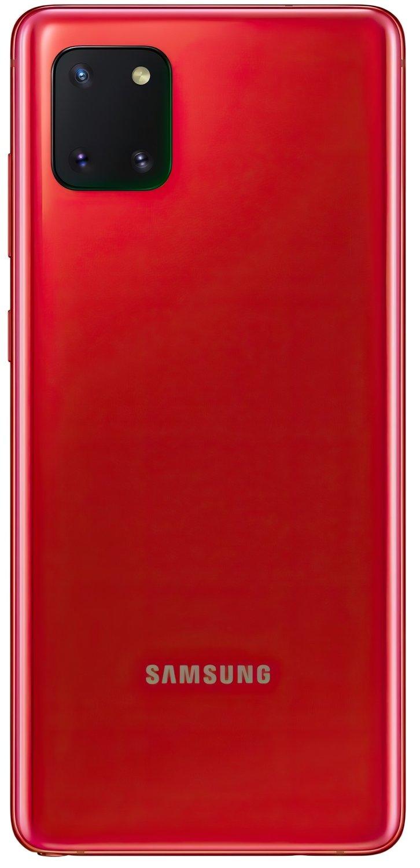 Смартфон Samsung Galaxy Note 10 Lite 6/128Gb Red фото 7
