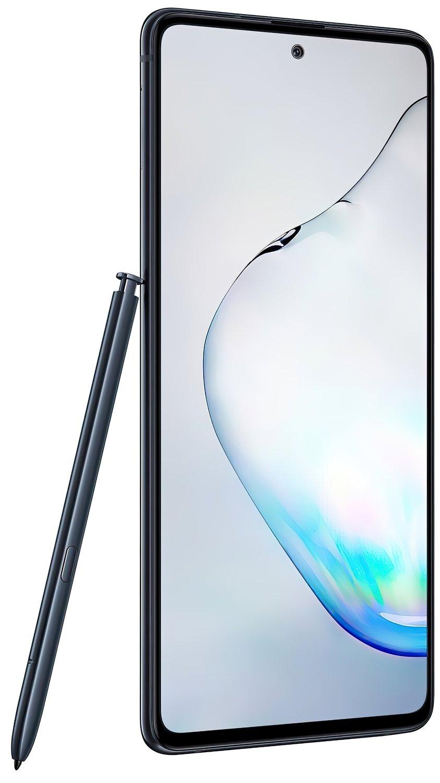 Смартфон Samsung Galaxy Note 10 Lite 6/128Gb Black фото 3