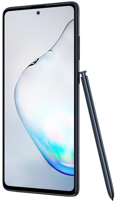 Смартфон Samsung Galaxy Note 10 Lite 6/128Gb Black фото 4
