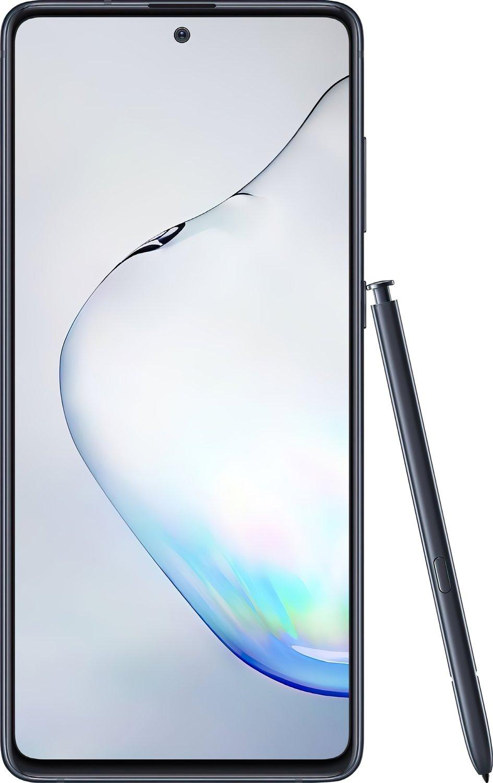 Смартфон Samsung Galaxy Note 10 Lite 6/128Gb Black фото 2