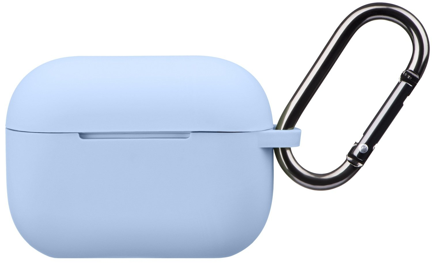 Чехол 2Е для Apple AirPods Pro Pure Color Silicone (2.5mm) Sky Blue фото 2