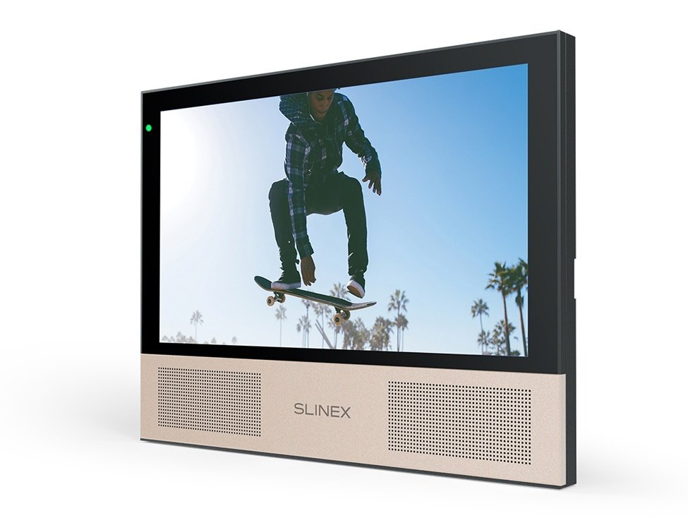 Видеодомофон Slinex Sonik 7 Black фото