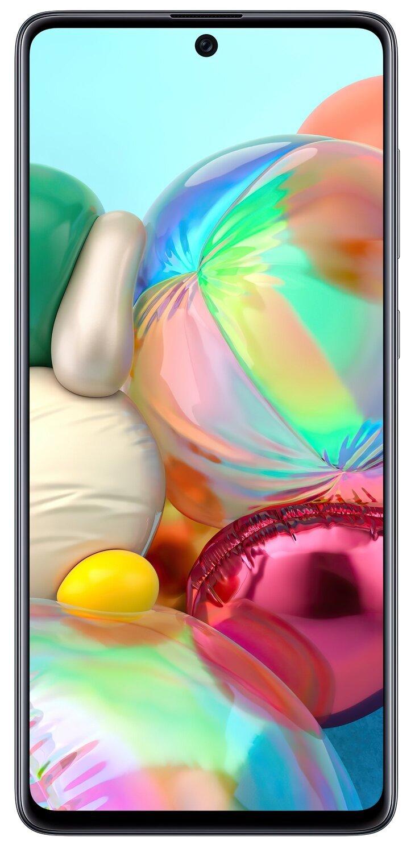 Смартфон Samsung Galaxy A71 A715F Black фото 2