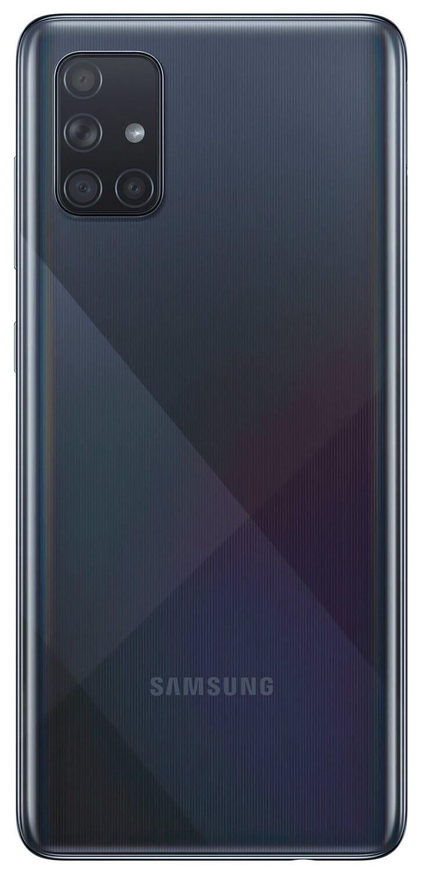 Смартфон Samsung Galaxy A71 A715F Black фото 3