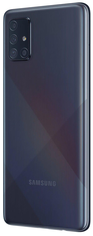 Смартфон Samsung Galaxy A71 A715F Black фото 4