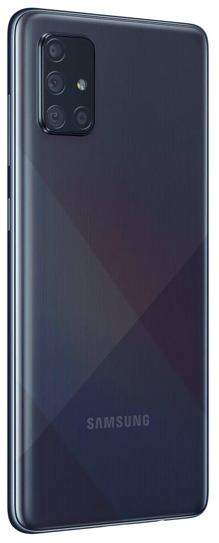 Смартфон Samsung Galaxy A71 A715F Black фото 5