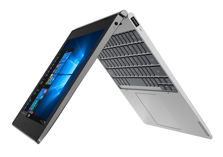 Планшет LENOVO D330 FHD N5000 8/128 LTE Win10P Mineral Grey фото