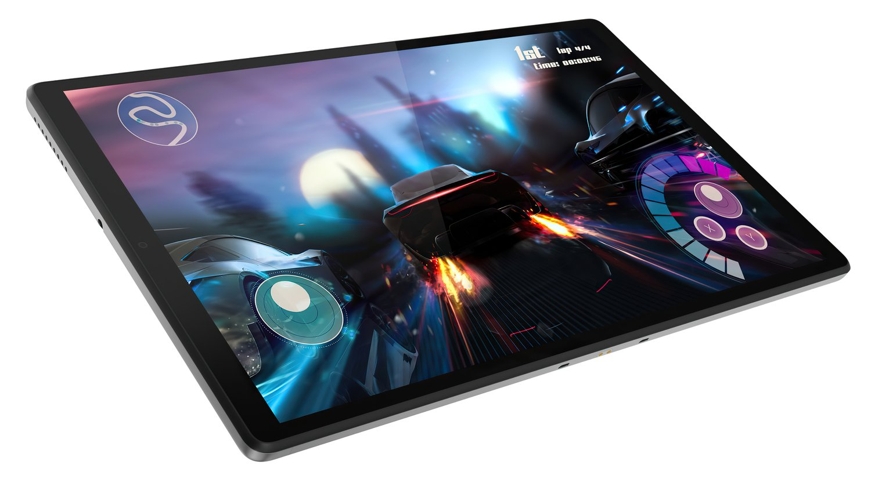 Планшет Lenovo Tab M10 Plus FHD 4/128 WiFi Platinum Grey фото